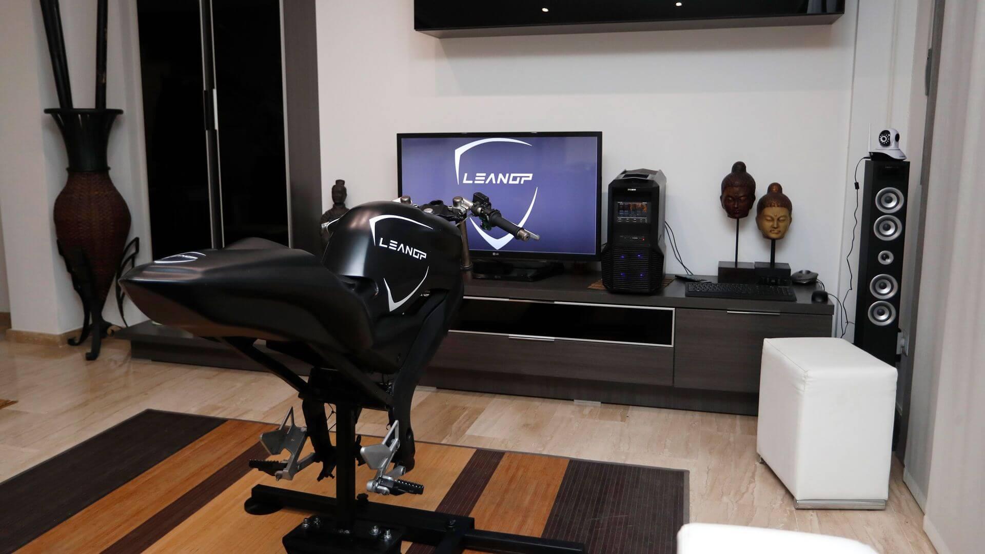 simulatore motogp