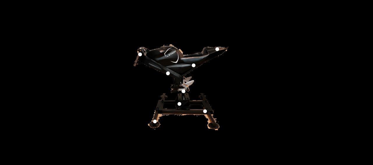 simulador de motos para casa