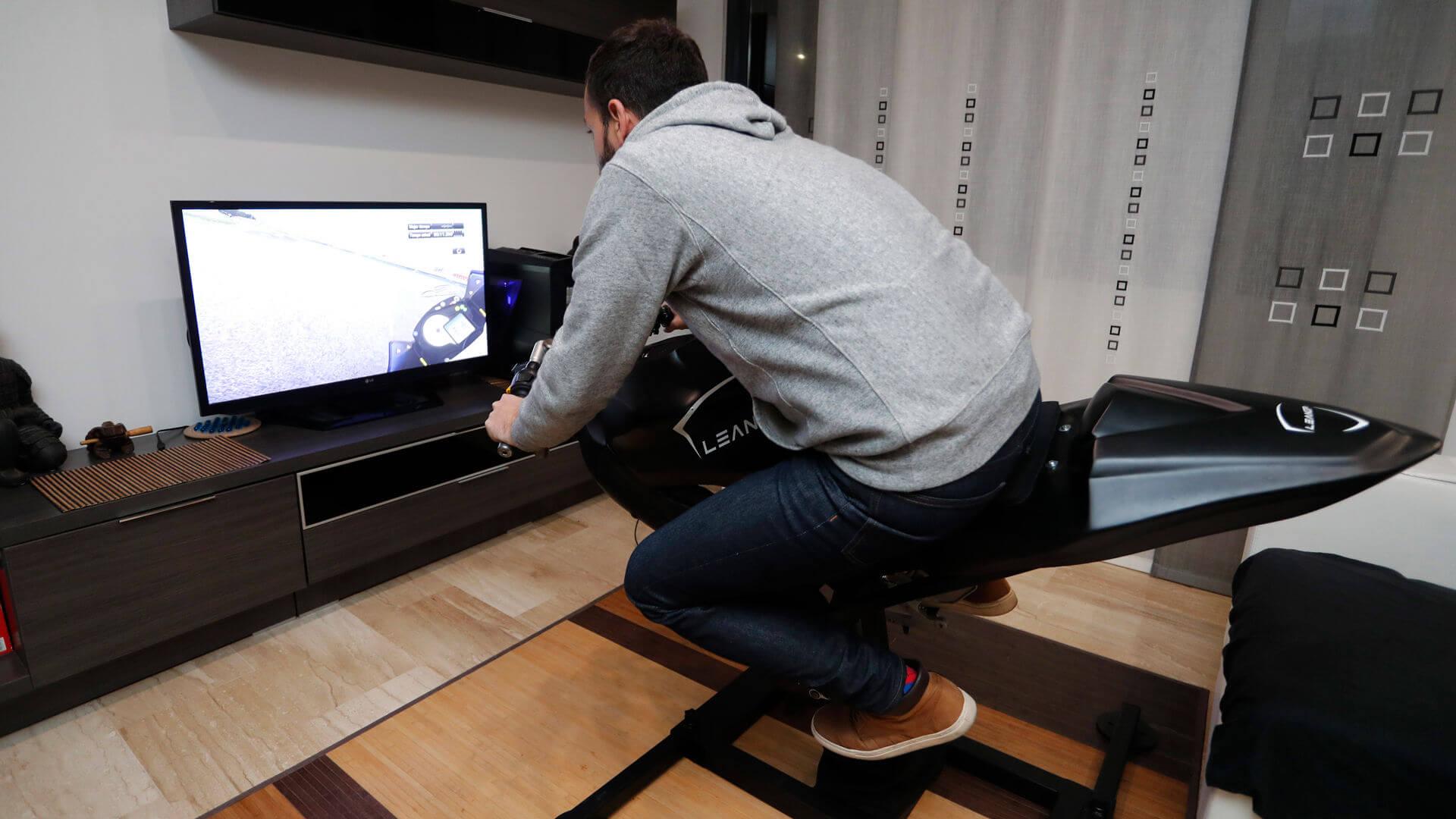 simulateur de moto xbox