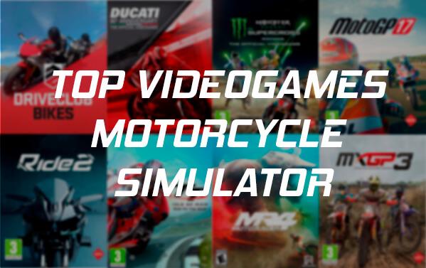 Les meilleurs jeux vidéo de simulation de moto