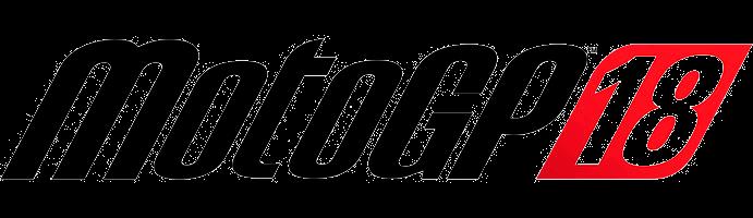 logotipo motogp 18
