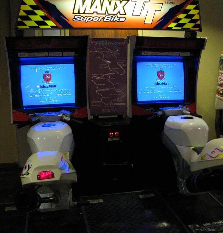 manxtt simulateur de motos