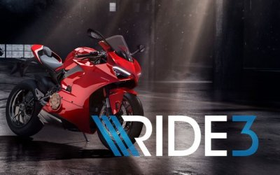 Ride 3 takes us to the best road in the world