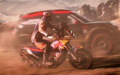 Dakar 18, se perdre au milieu du désert